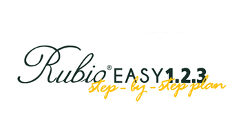 Rubio Easy 1.2.3 step-by-step plan